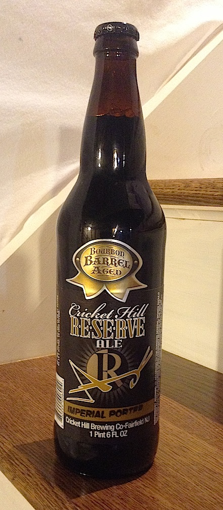 Cricket Hill BBA Imperial Porter
