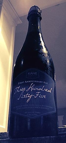 Kane 1st Anniversary