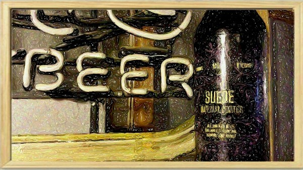 Suede Imperial Porter