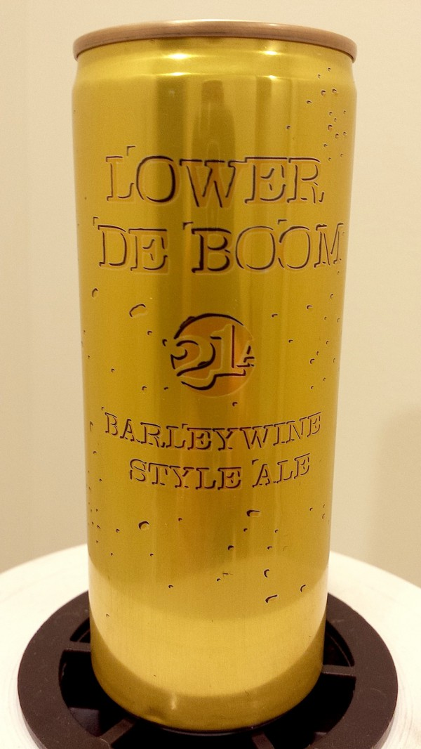 Lower De Boom 21st Amendment