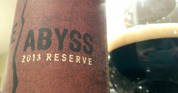 The Abyss 2013 Reserve Imperial Stout