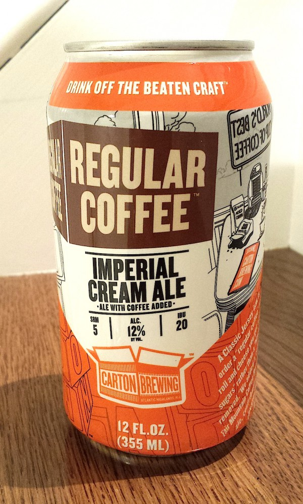 Regular Coffee by Carton Brewing