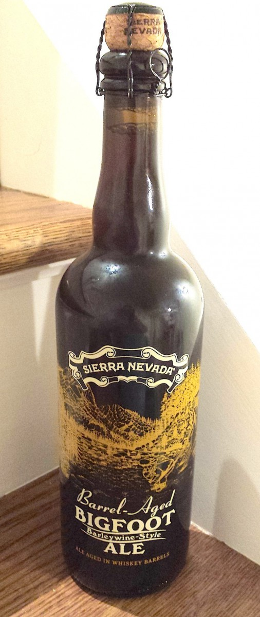 Sierra Nevada 2015 Barrel-Aged Bigfoot