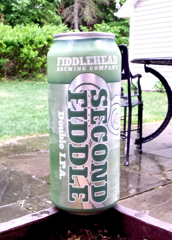 Second Fiddle by Fiddlehead Brewing Company