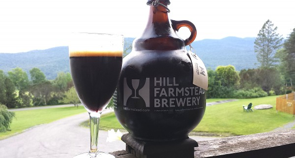 Everett by Hill Farmstead Brewery