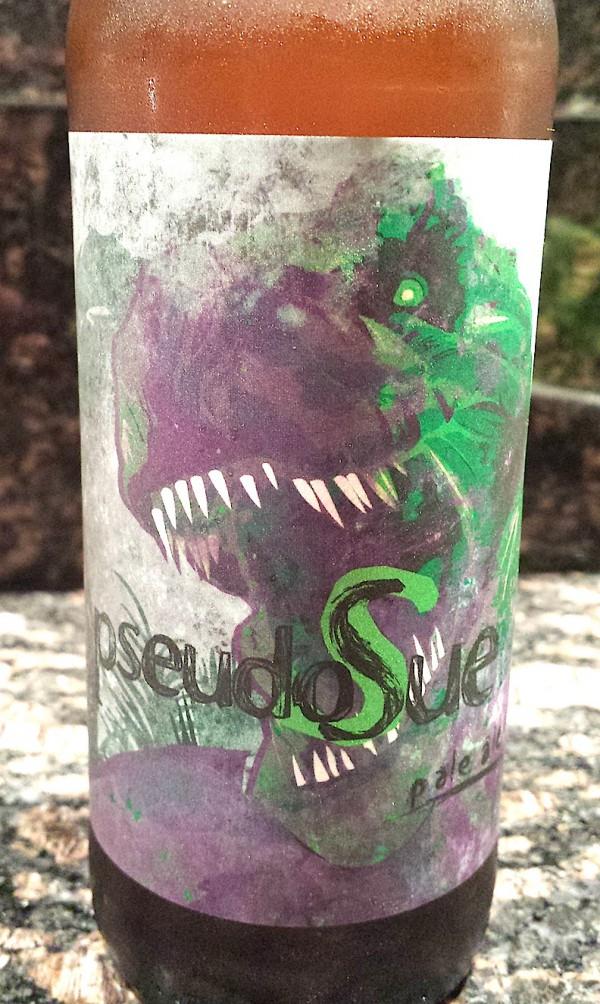 A Beer Named Sue Pseudo Sue by T...