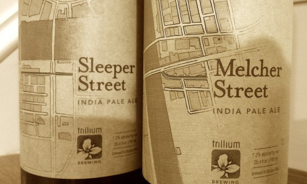 Melcher Street & Sleeper Street by Trillium Brewing Company
