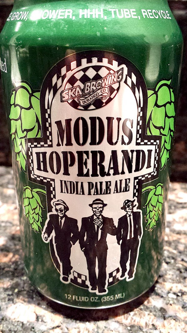 Modus Hoperandi by Ska Brewing