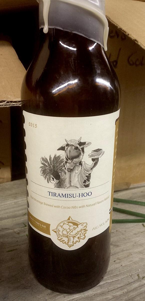 Tiramisu Hoo by Terrapin Brewing Company