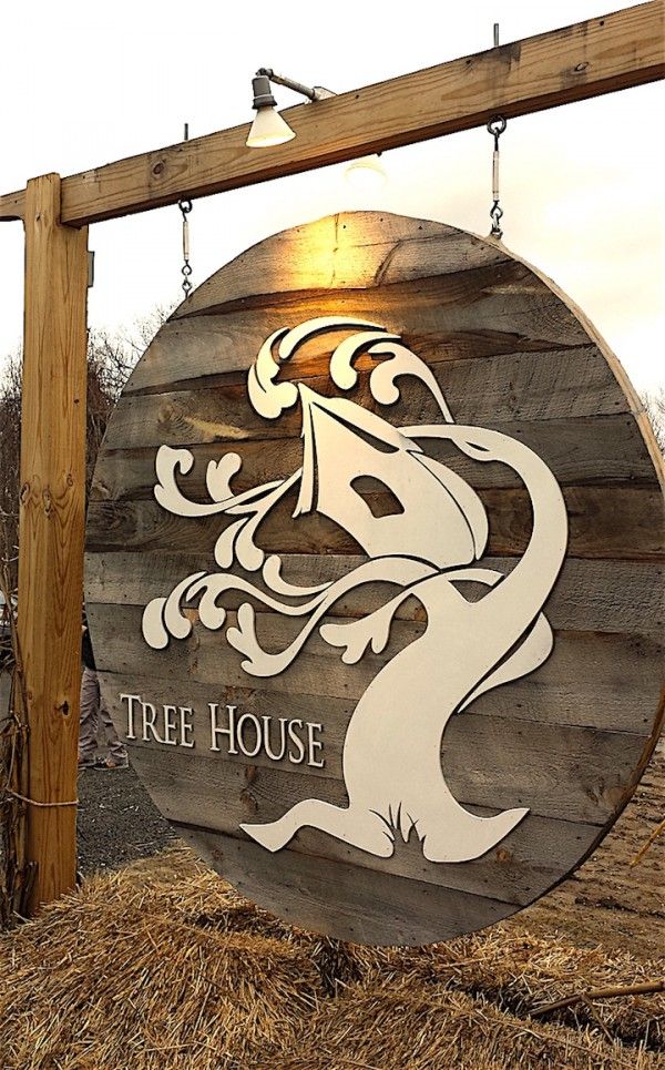 Tree House Brewing, Monson, Massachusetts