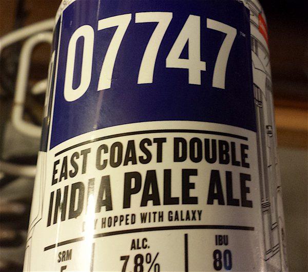 07747 by Carton Brewing Company, Atlantic Highlands, NJ