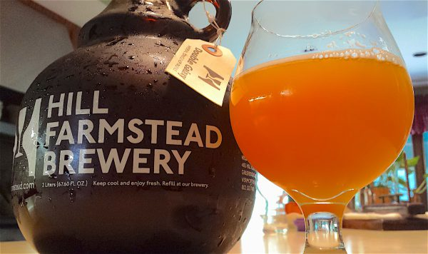 Double Galaxy American Imperial IPA by Hill Farmstead, Greensboro Bend, VT
