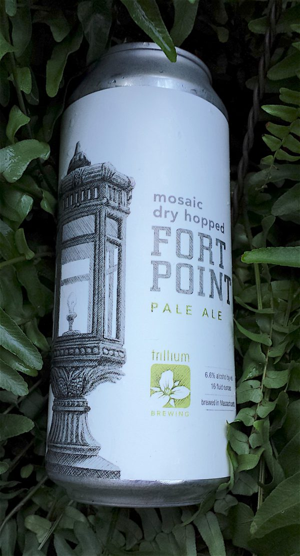Mosaic Dry-Hopped Fort Point Pale Ale by Trillium Brewing