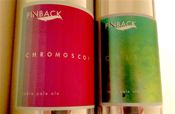 Chromoscope & Cell by Finback Brewing Company