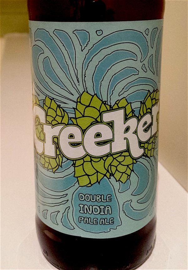 Creeker by Ithaca Brewing Company
