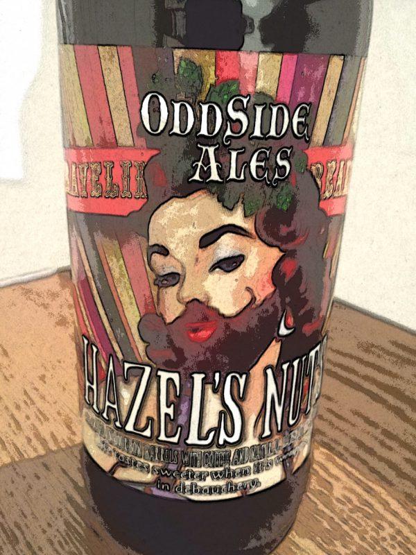 Hazel's Nuts by Oddside Ales