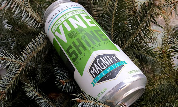 Magnify Brewing Double Dry Hopped Vine Shine