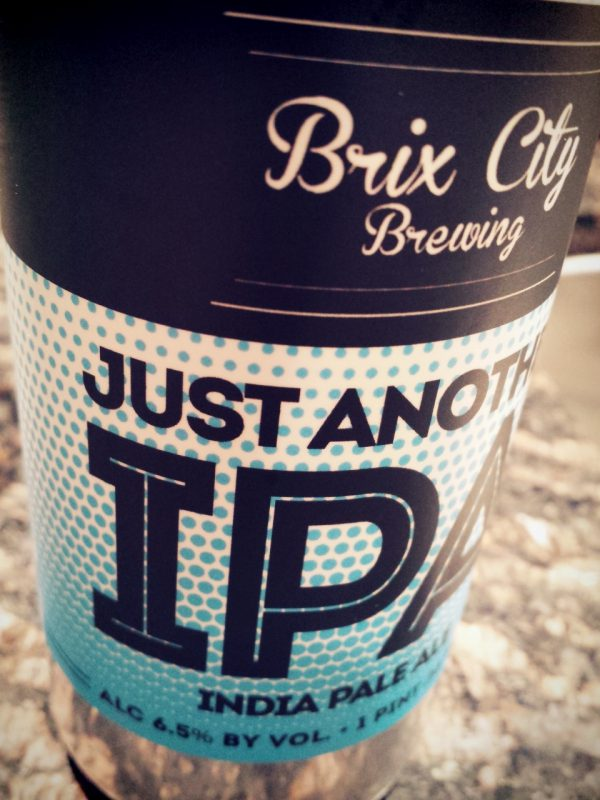Brix City Brewing, Just Another IPA