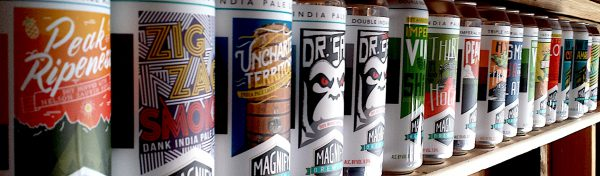 Magnify Brewing Beer Cans
