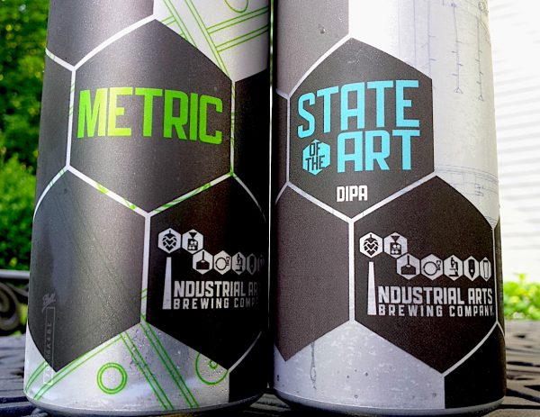 Industrial Arts Brewing State of the Art & Metric