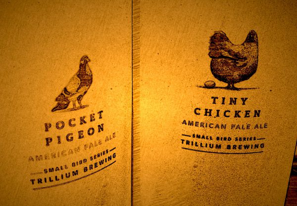 Trillium Small Bird Series Pocket Pigeon, Tiny Chicken