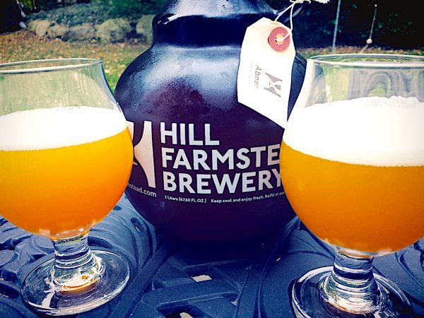 Hill Farmstead Abner is an American Double / Imperial IPA brewed by Hill Farmstead, Greensboro Bend, Vermont