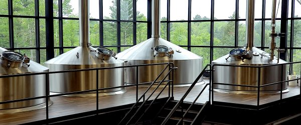 Brew Kettles Tree House Brewing Charlton, Massachusetts