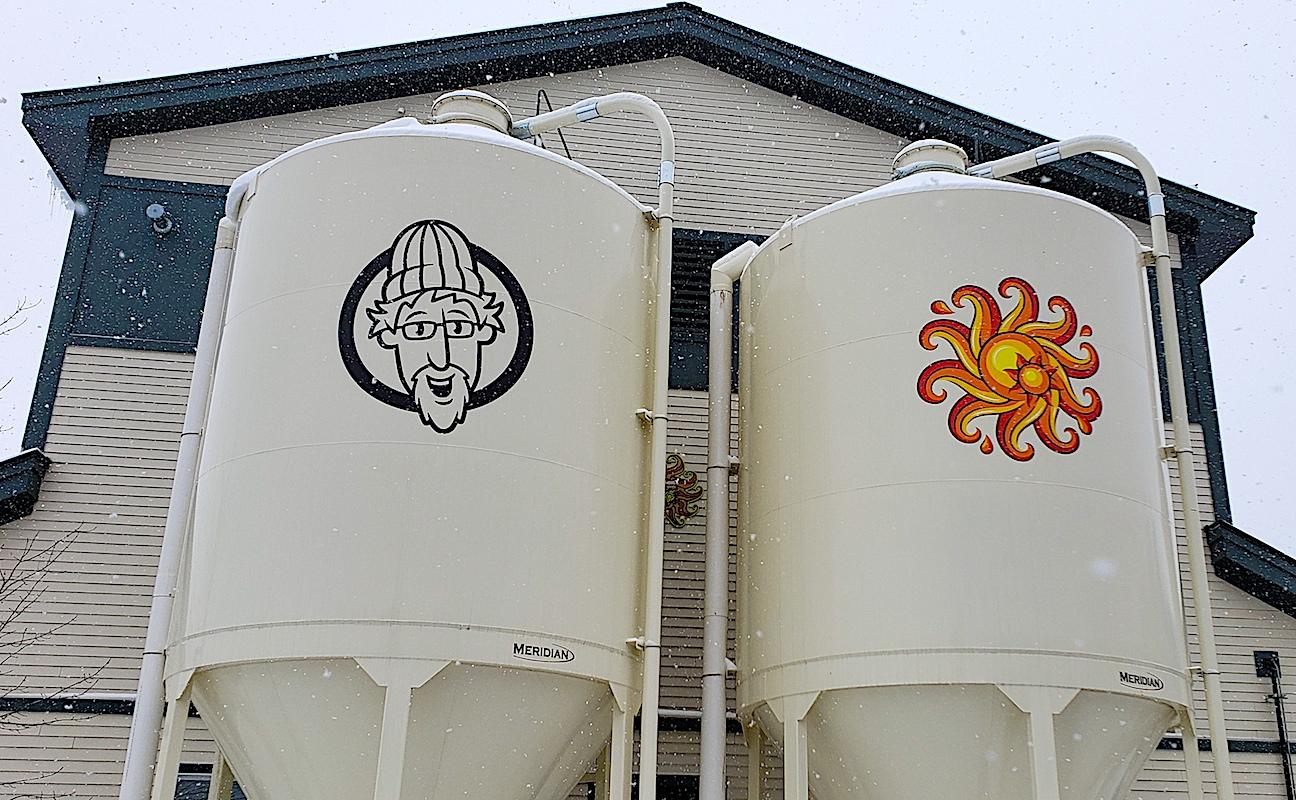 Lawson's Finest Liquids Brewhouse, Waitfsield, Vermont