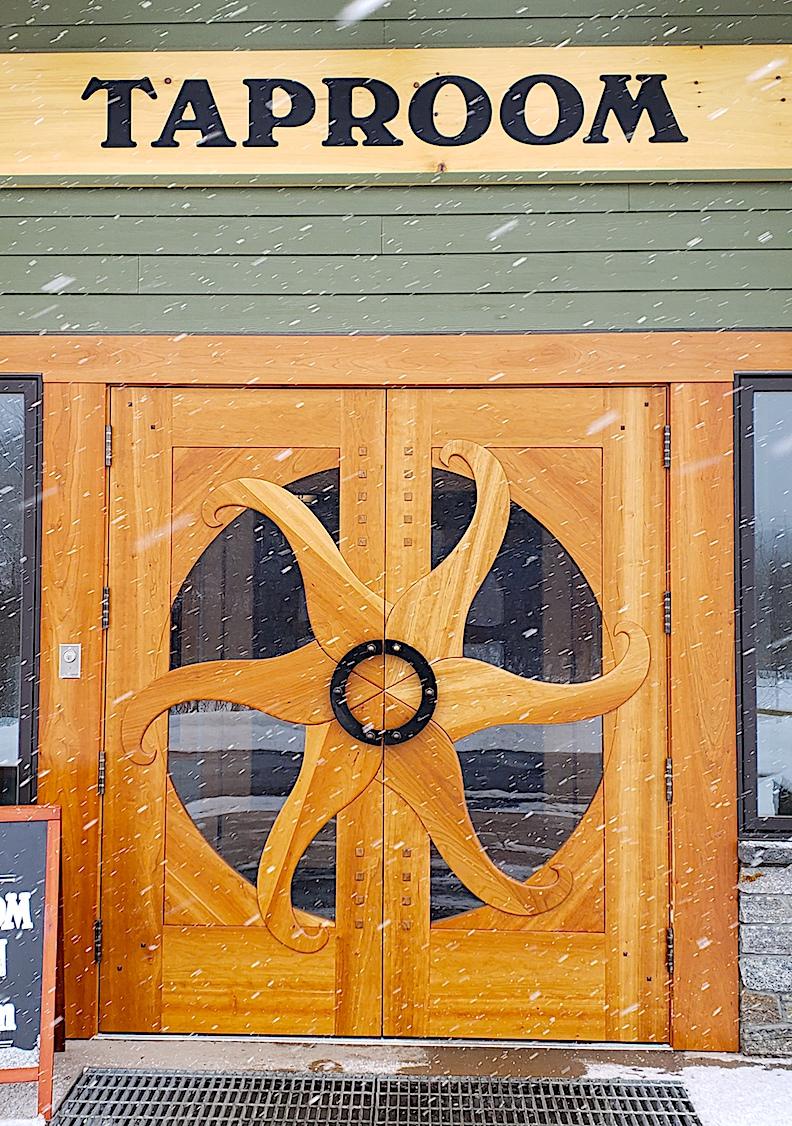 Lawson's Finest Liquids Tap Room, Waitsfield, Vermont
